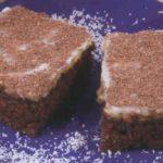 kakaove rezy se snehem